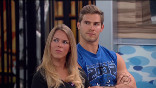 Shelli and Clay at nomination ceremony