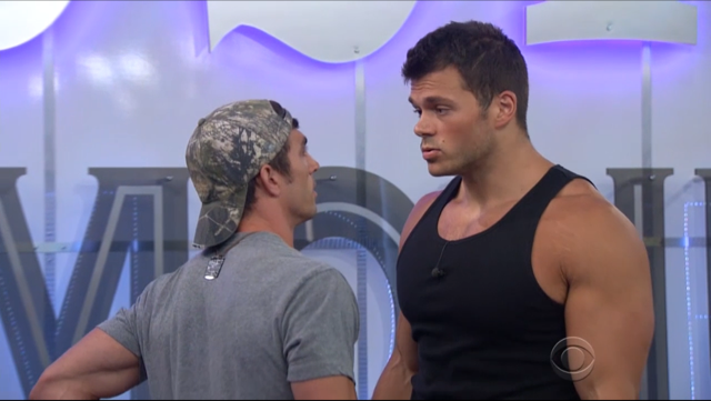 Cody confronts Mark
