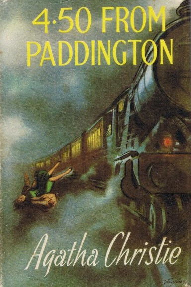 cover of 4:50 from Paddington by Agatha Christie