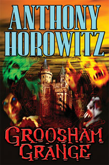 cover of Groosham Grange by Anthony Horowitz