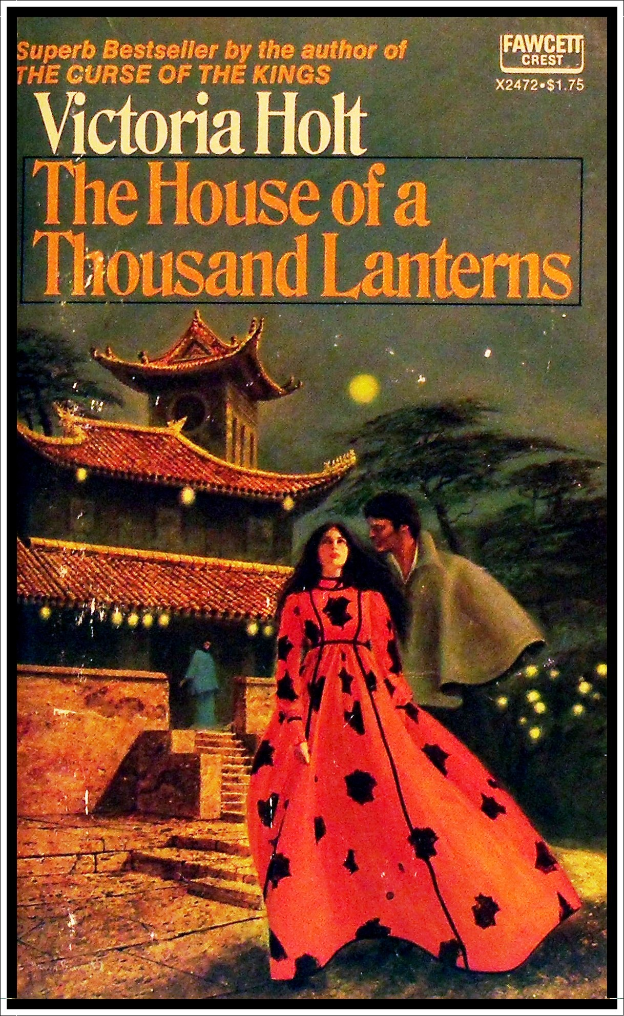 Cover of The House of a Thousand Lanterns by Victoria Holt