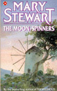 Cover of The Moon-Spinners by Mary Stewart